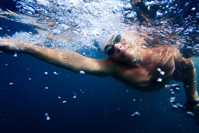 Enrique García, Open Water Swimmer | 14K Cruce Golfo Dulce