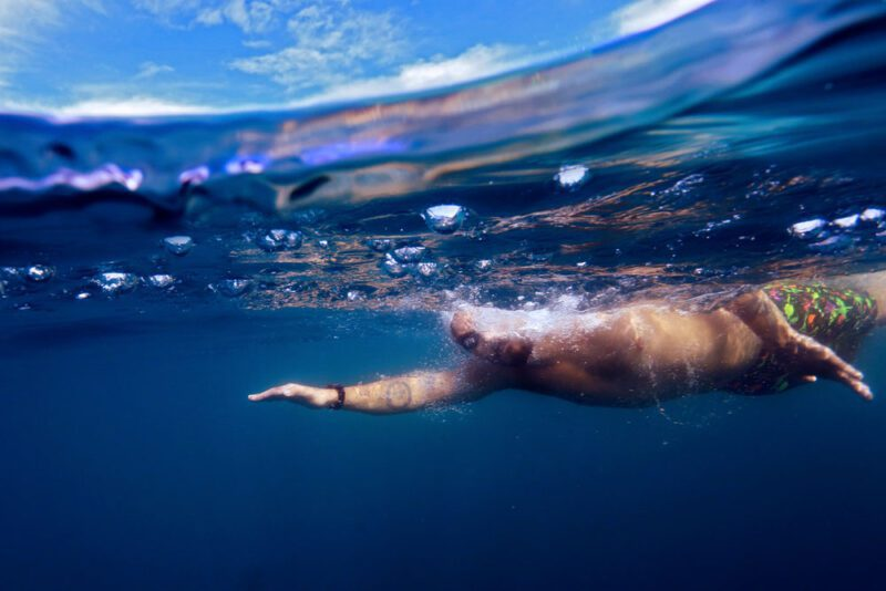 Diego Cantillo, Open Water Swimmer | 14K Cruce Golfo Dulce