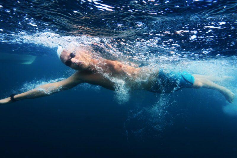 Cristofer Lanuza, Open Water Swimmer | 14K Cruce Golfo Dulce