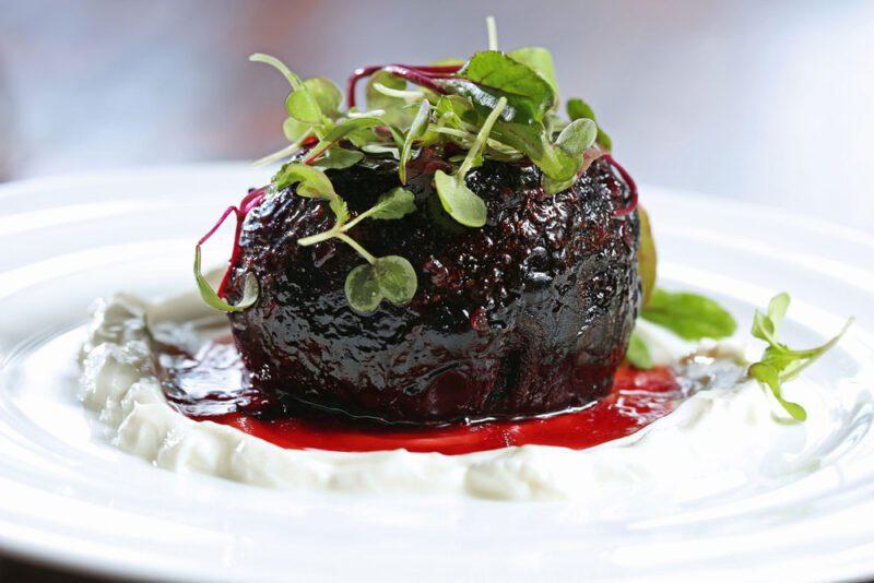 Beet Steak