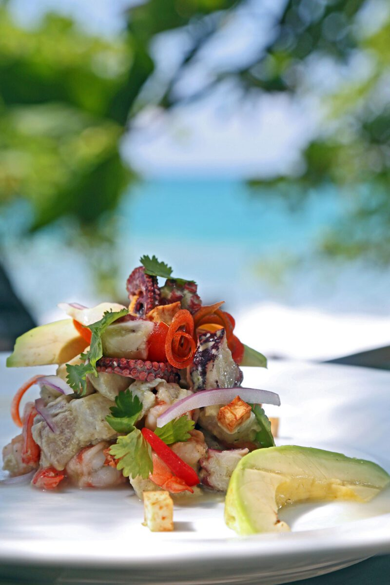 Back to Life Ceviche