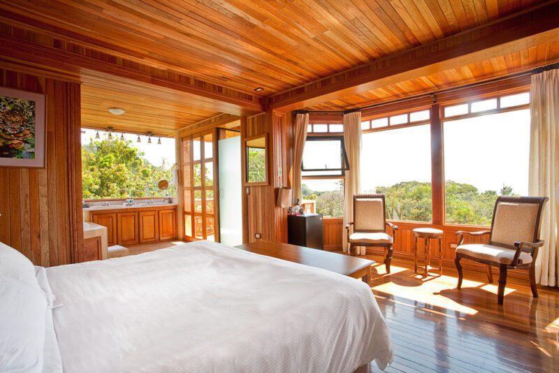 Habitación en chalet en el Hotel Belmar, Monteverde