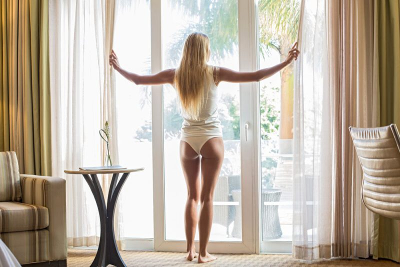 Let the morning light energize your day…