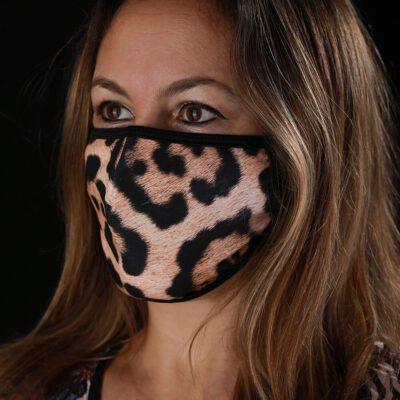 Mascarilla protectora Máscaras del Bosque - Jaguar
