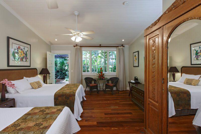 Double Deluxe Room - Grano de Oro Hotel | Cayuga Collection