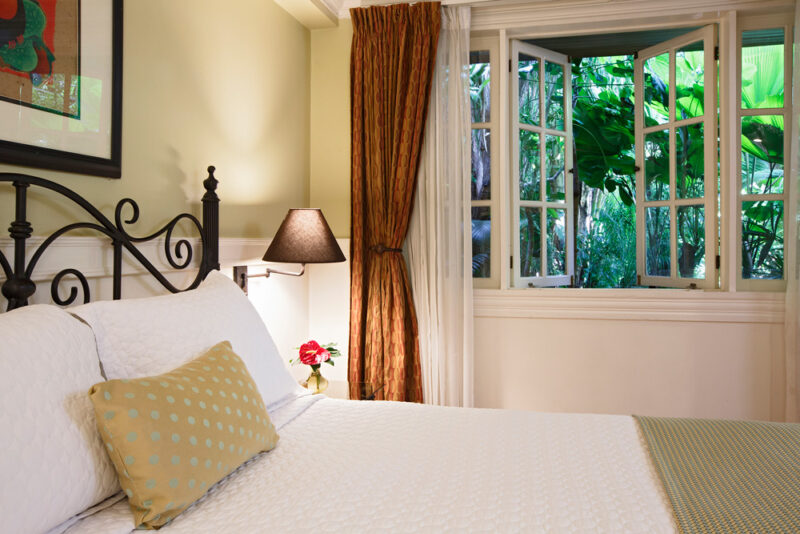Habitación standard con vista al jardín - Grano de Oro Hotel   Cayuga Collection