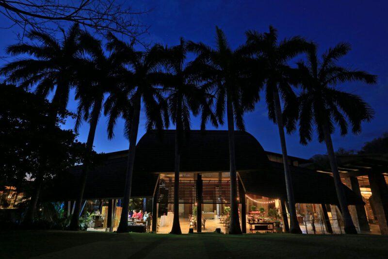 El Armadillo, event pavilion at Four Seasons Guanacaste